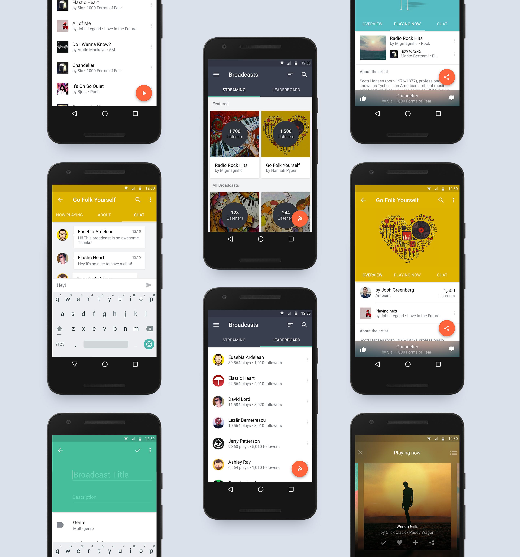 grooveshark_mobile_flow